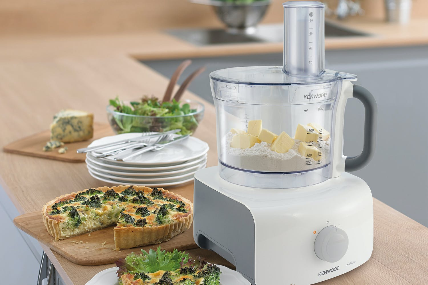 Kenwood Multipro Food Processor | FDP643WH | White