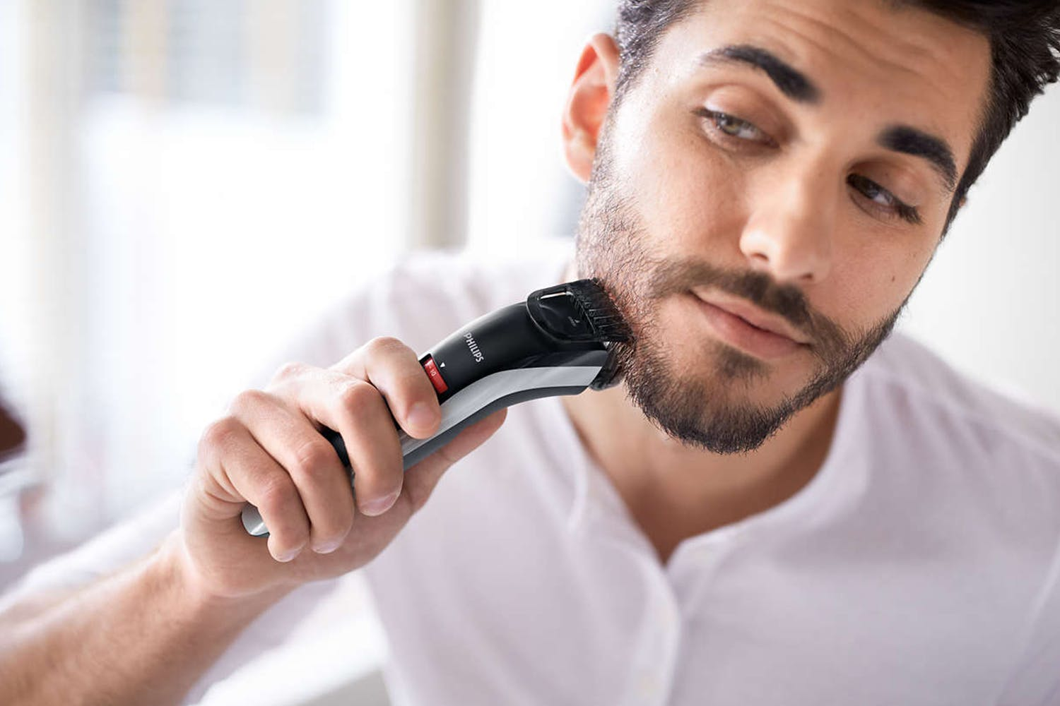 Philips Series 3000 Beard & Stubble Trimmer | QT4013/23