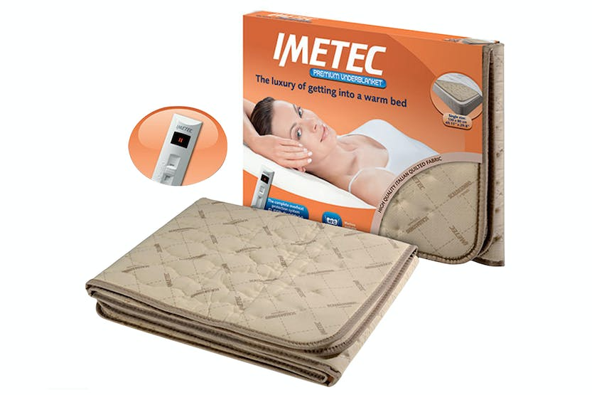 Imetec Single Electric Underblanket | 16026