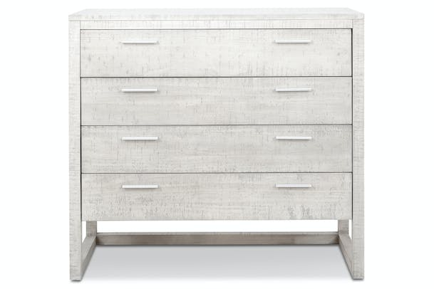 Zayden Chest 4 Drawer | Pacific Grey