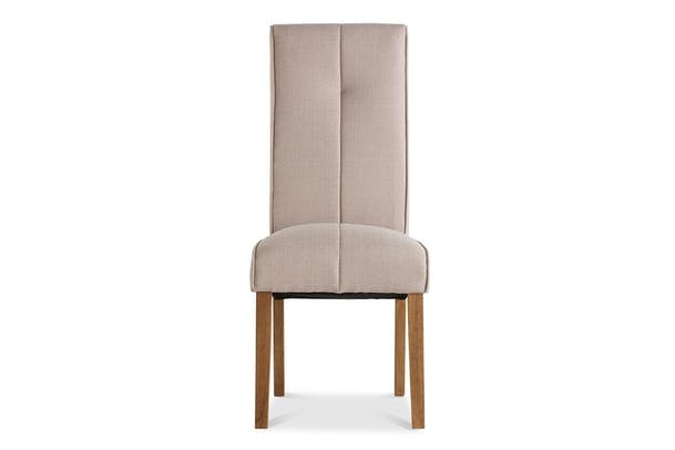 Mabel Dining Chair | Oak Leg