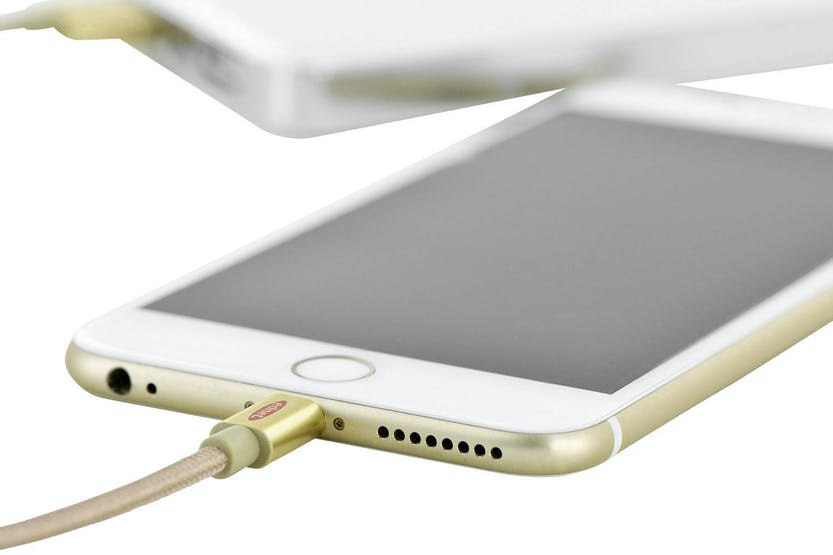 Ednet Apple Lightning Cable | 1m | Gold