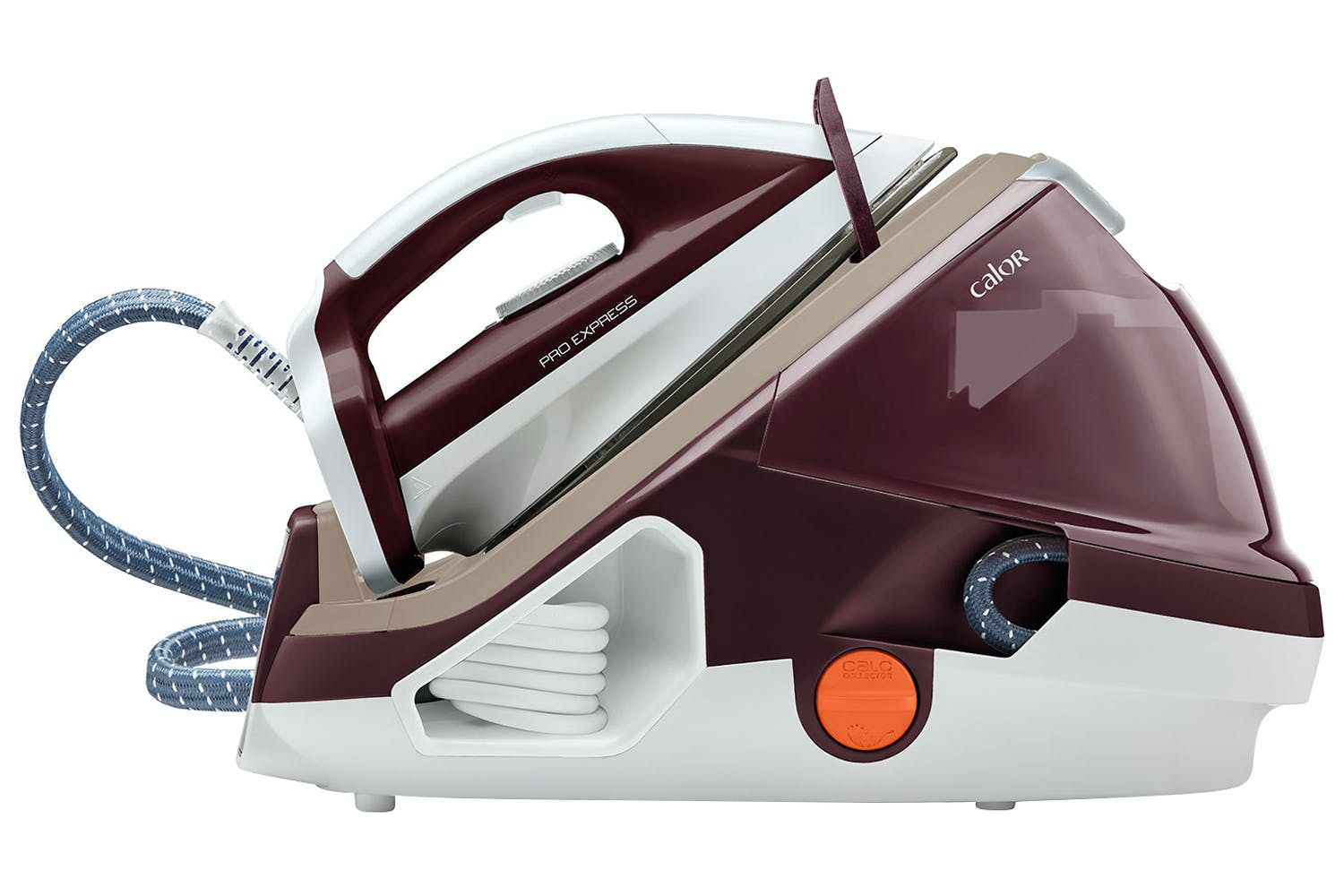 Tefal 2400W Pro Express High Pressure Steam Generator Iron | GV7810G0