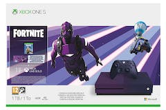Xbox One S | 1TB with Fortnite Special Ediiton