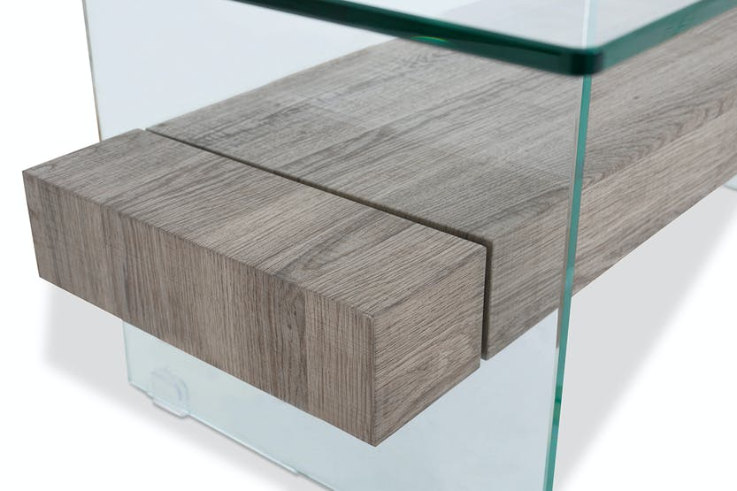 Colton Coffee Table | Grey