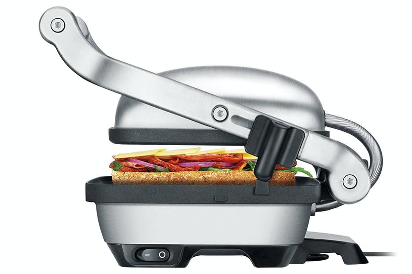 Sage The Perfect Press Sandwich 2 Slice Toaster | SSG600BSS | Stainless Steel