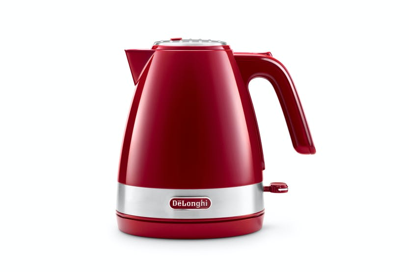 Delonghi Active Line 1.7L Kettle | KBLA3001R | Red