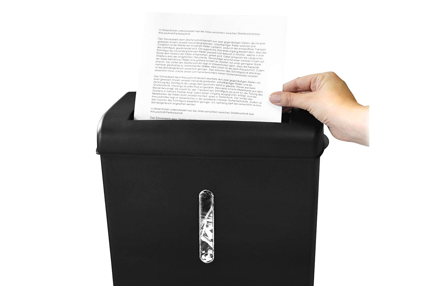 Ednet 7 Sheet Shredder