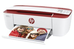 HP Deskjet 3733 All-in-One Printer | Red