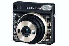 Fujifilm Instax SQ6 Taylor Swift Edition Film Camera | Black