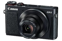 Canon G9X PowerShot Compact Camera | Black