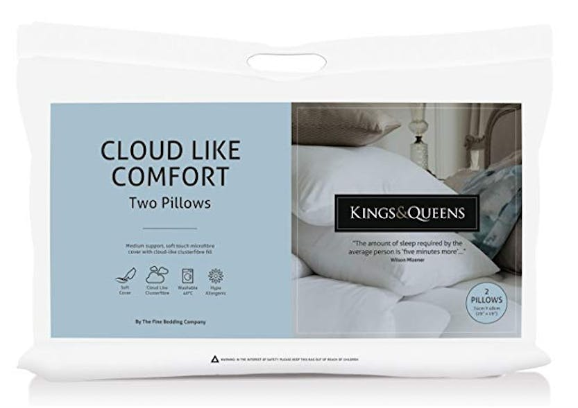 Kings & Queens Cloud Like Comfort Pillow
