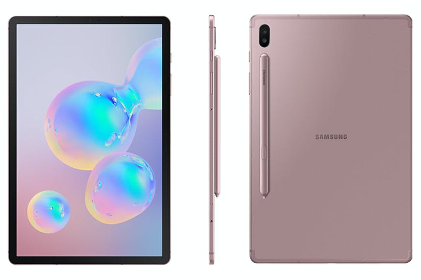 Samsung Galaxy Tab S6 256GB | Rose Blush
