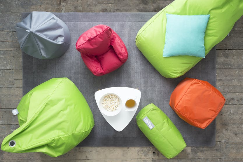 Chillax Bean Bag |  Bed |  Colour Options