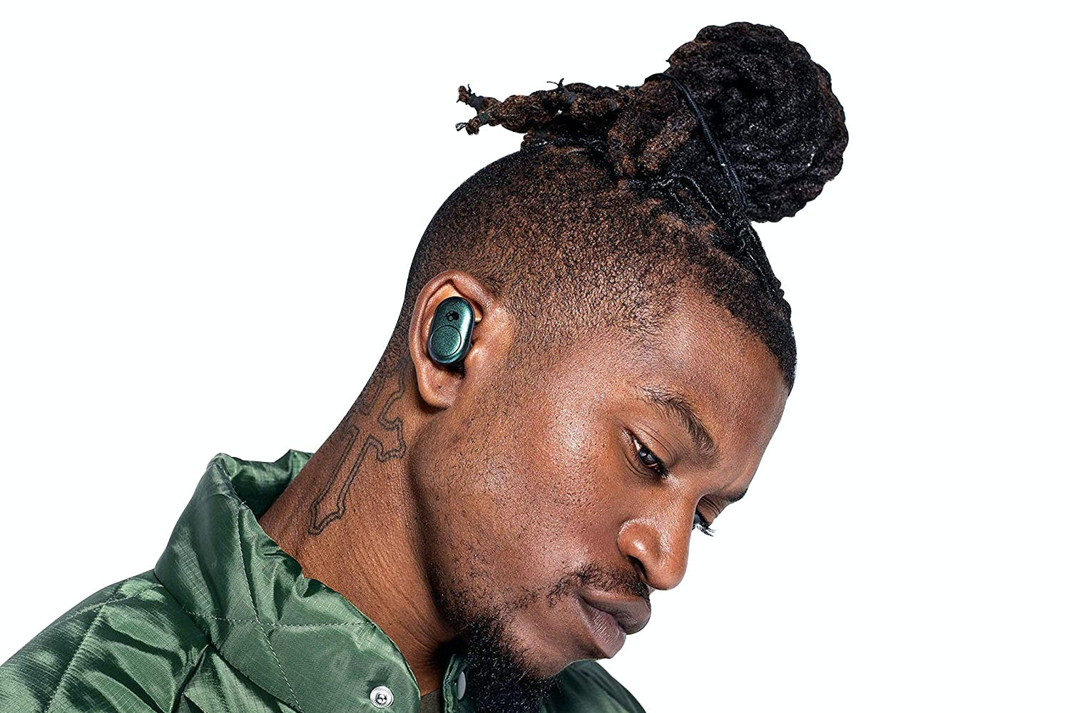 Skullcandy Push Truly Wireless Earbuds | Psychotropical Teal