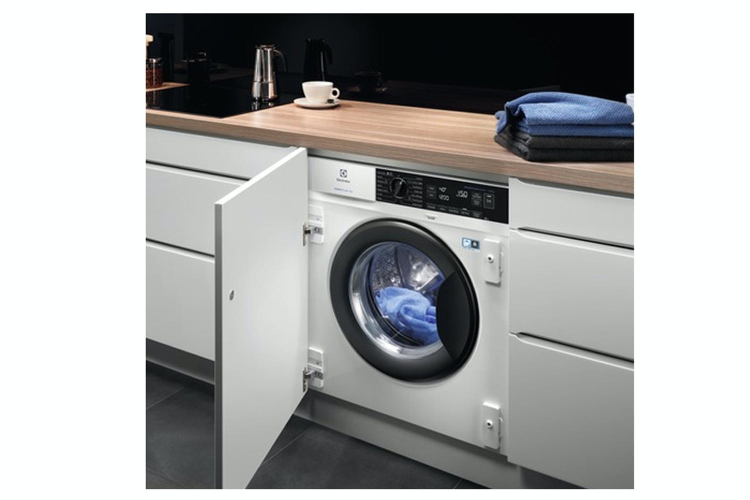Electrolux 8kg Integrated Washing Machine | E784F303BI