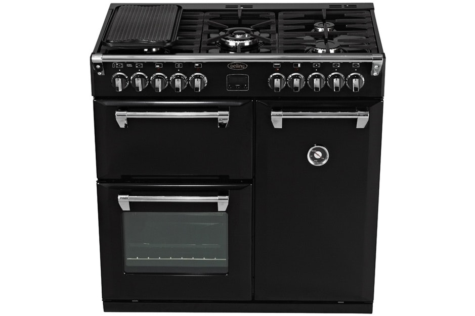 Belling Richmond 90cm Dual Fuel Range Cooker | R90DFBKNG