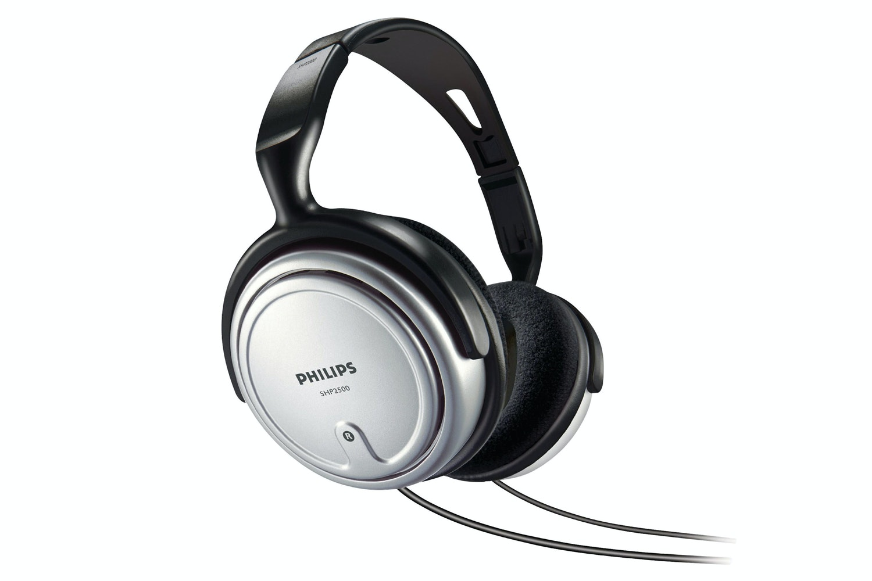 Philips Indoor Corded TV Headphone