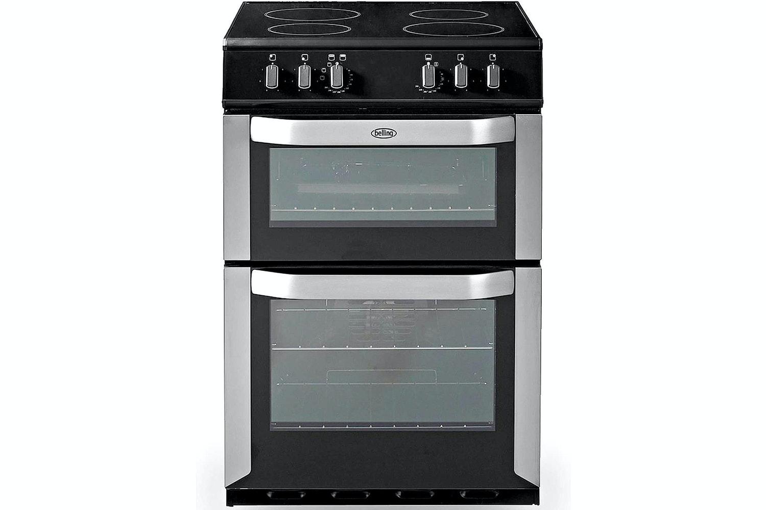 Belling Double Oven | FSE60DOPSS