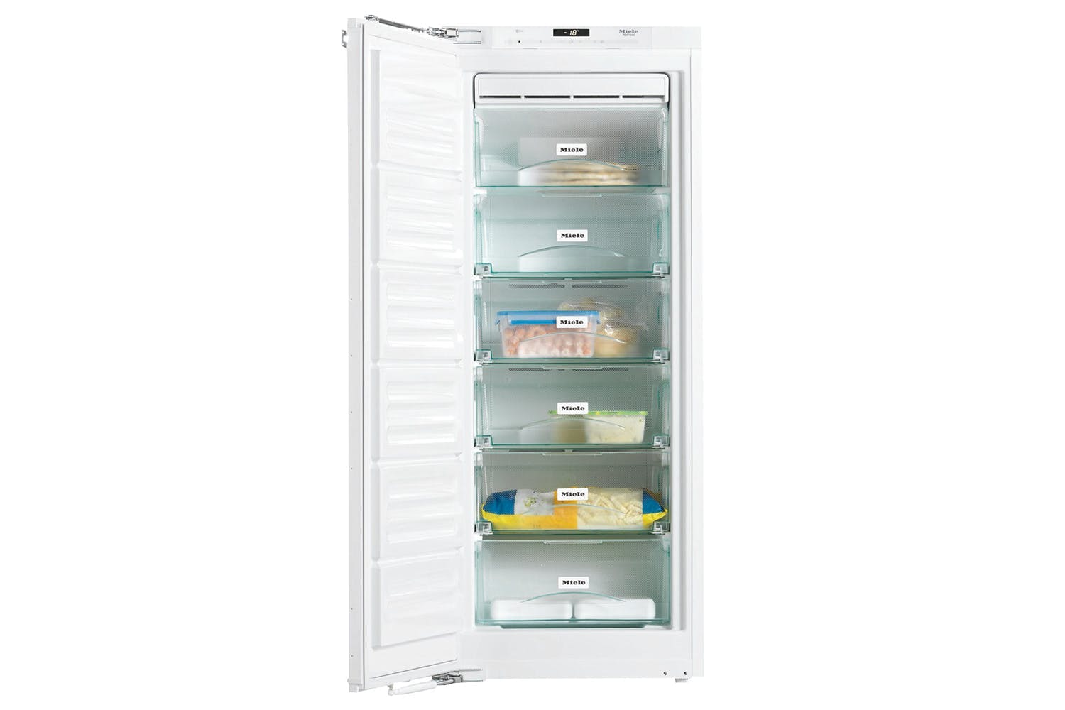 Miele FNS 35402 i  Built-in freezer   for perfect side-by-side combination in a 140 cm niche