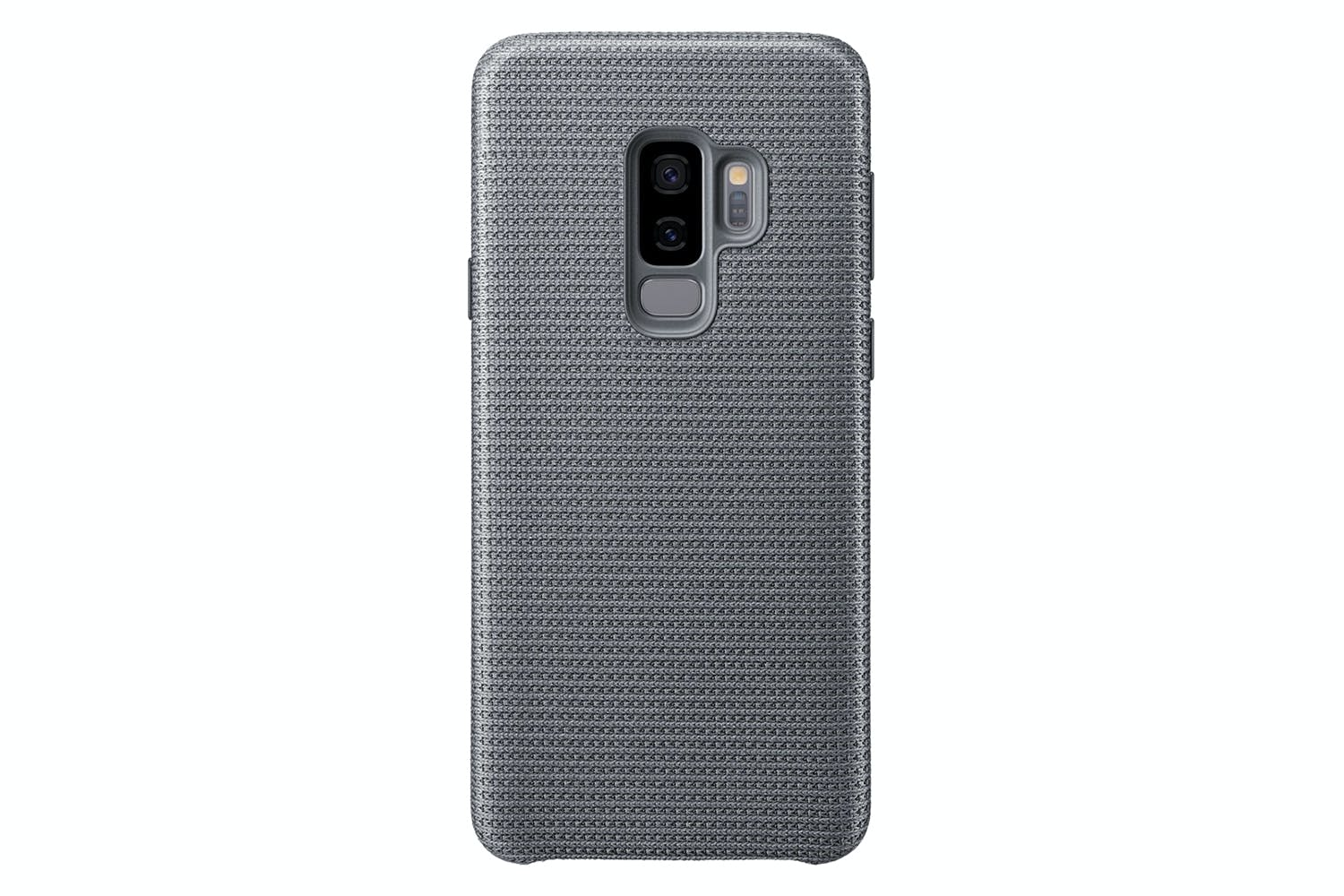Samsung Galaxy S9 Plus Hyperknit Cover | Grey