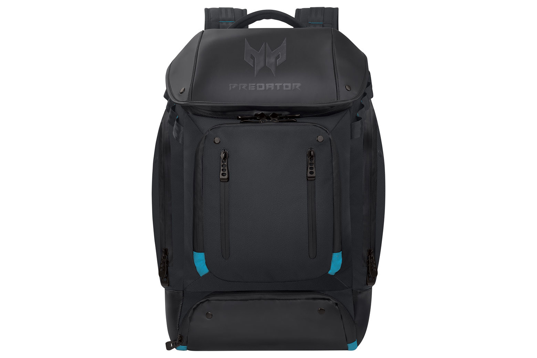 Acer Predator Utility Backpack Notebook Gaming Black /& Teal