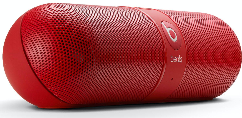 Beats 'Pill' Portable Speaker | Red
