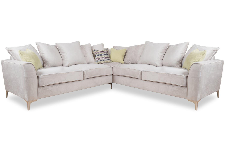 Barnes Corner Sofa Pillow Back