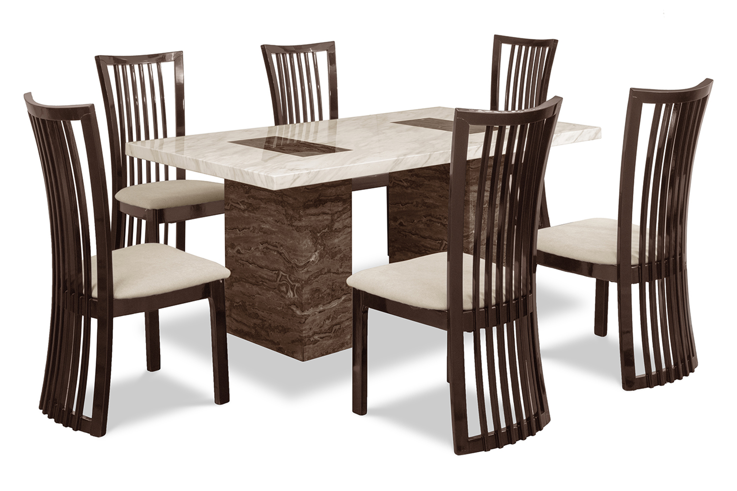 PADDED TABLE PROTECTOR Available in Cream and Brown