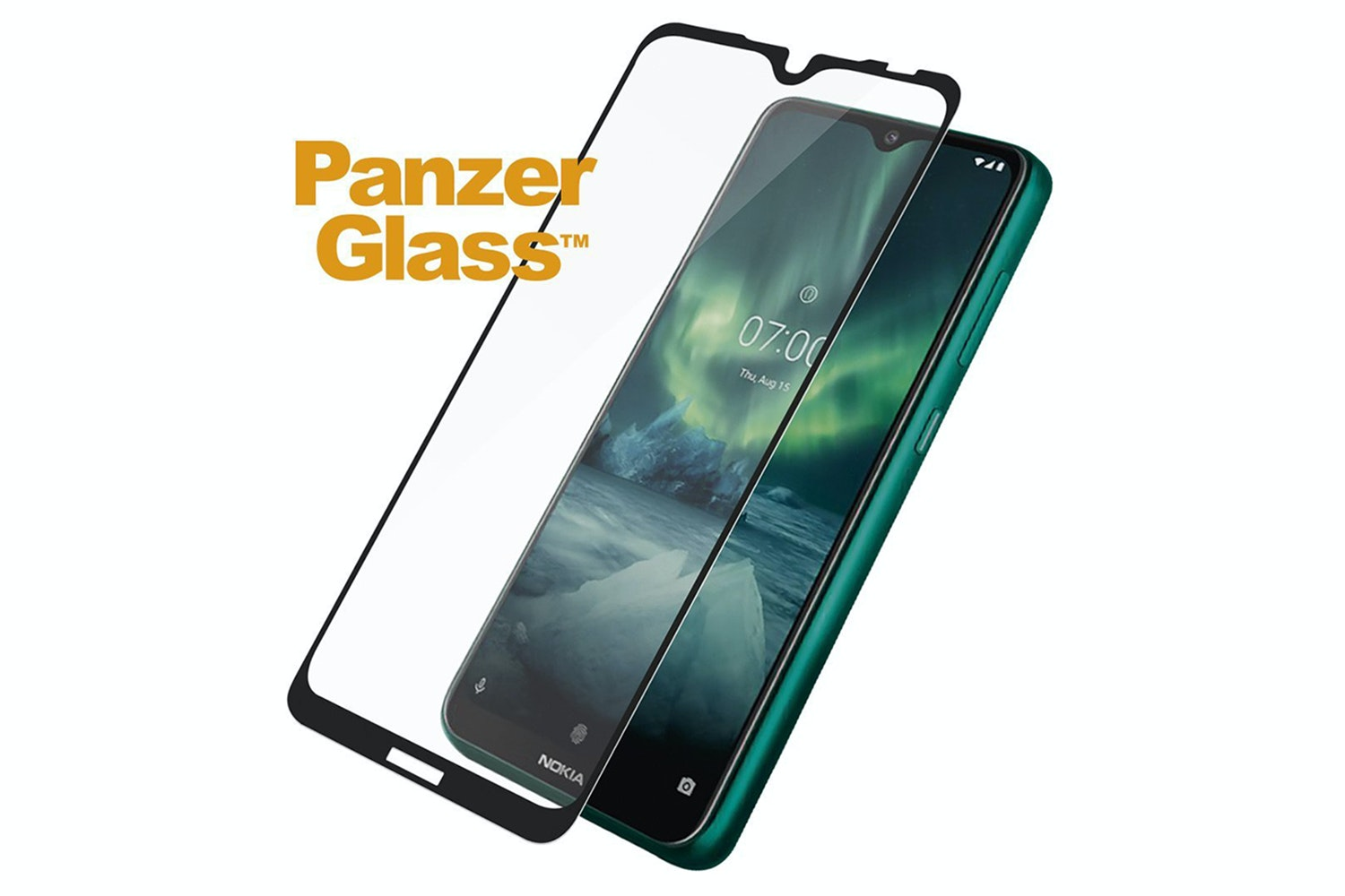 Panzerglass Nokia 6 2 7 2 Screen Protector Black Ireland