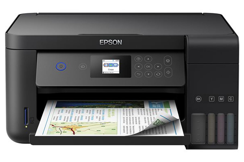 Epson Ecotank Et 2750 Multifunction Inkjet Printer Black Ireland