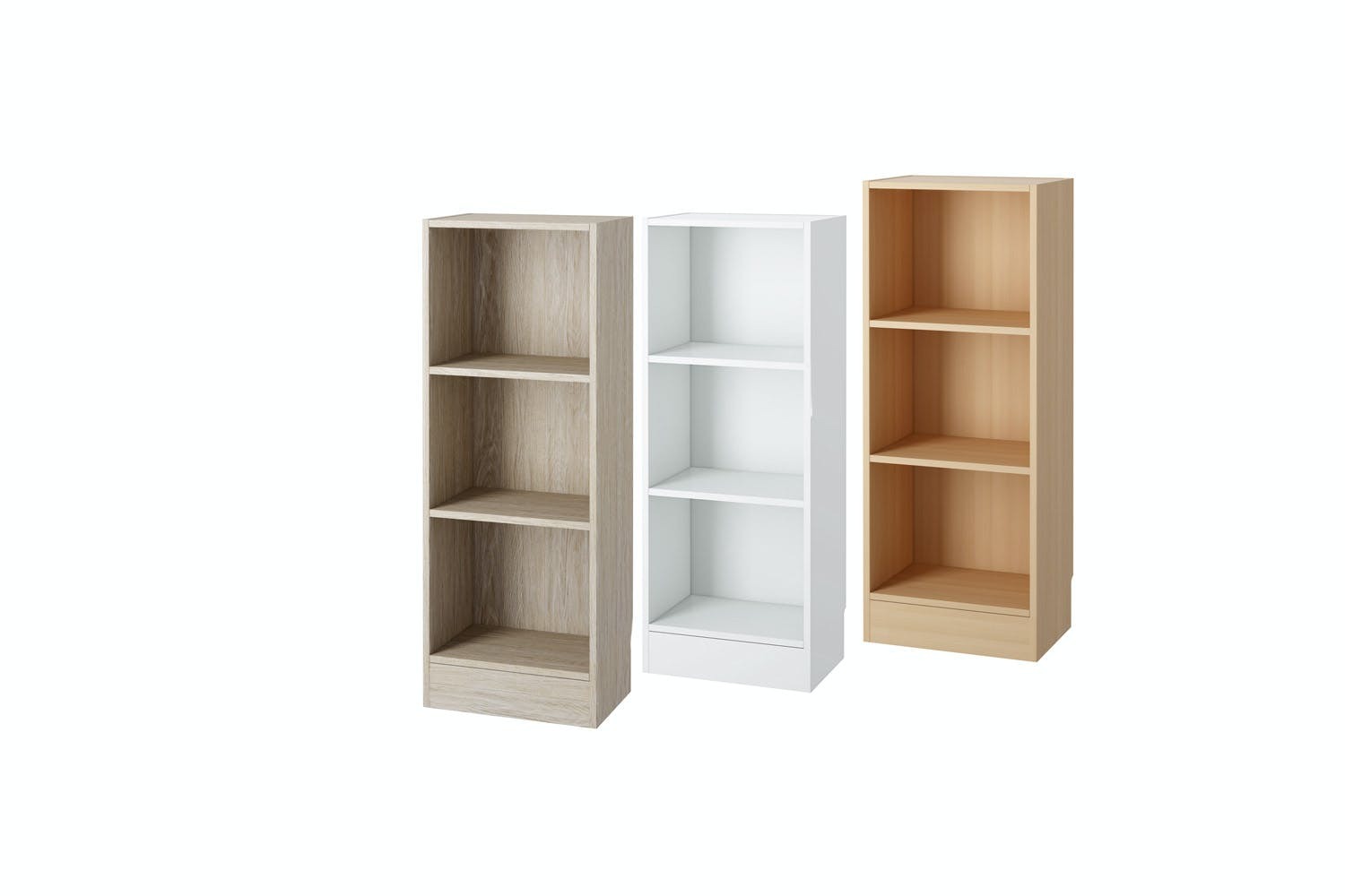 Flexi Bookcase |  Low Narrow