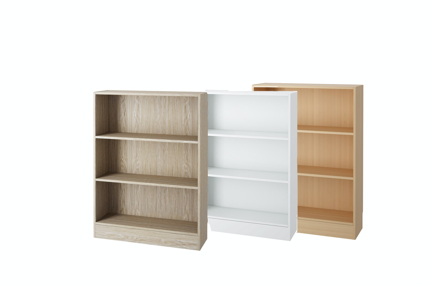 Flexi Book Case Low Wide