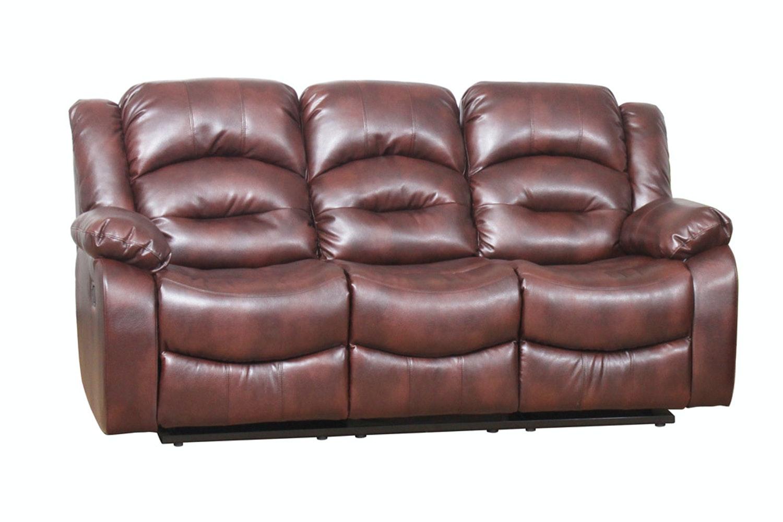 Naples 3 Seater Sofa (Recliner)