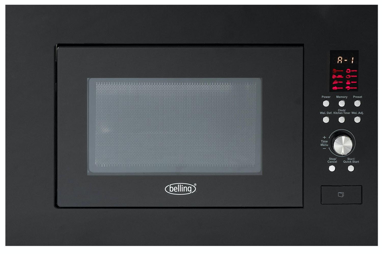 Belling Built In Microwave | BIM60BLK