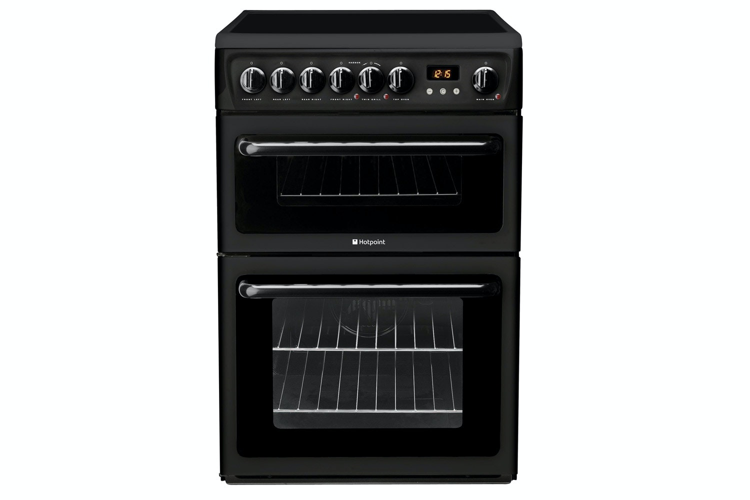 Hotpoint 60cm Electric Cooker | HAE60K