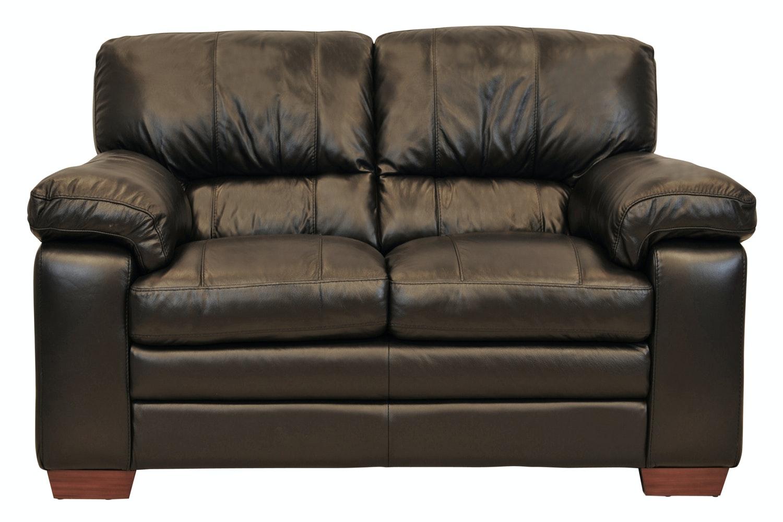 Luxor 2 Seater Leather Sofa