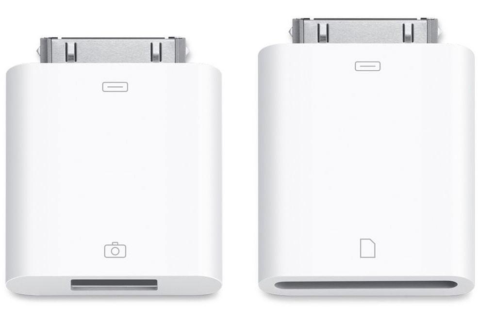 Apple 30-pin iPad Camera Connection Kit