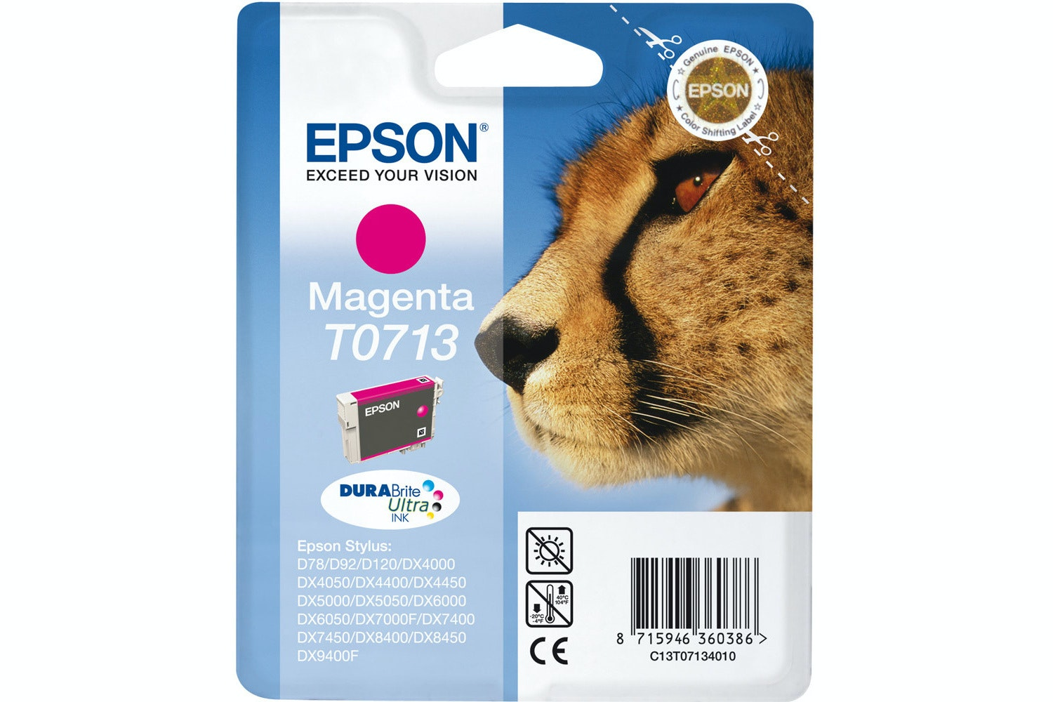 Epson Cheetah Ink Magenta