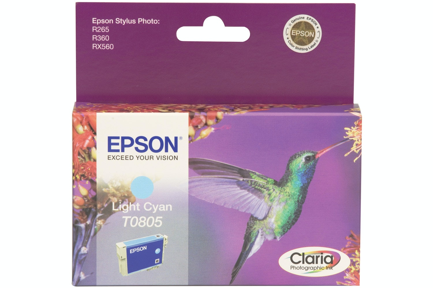 Epson Hummingbird Ink Light Cyan