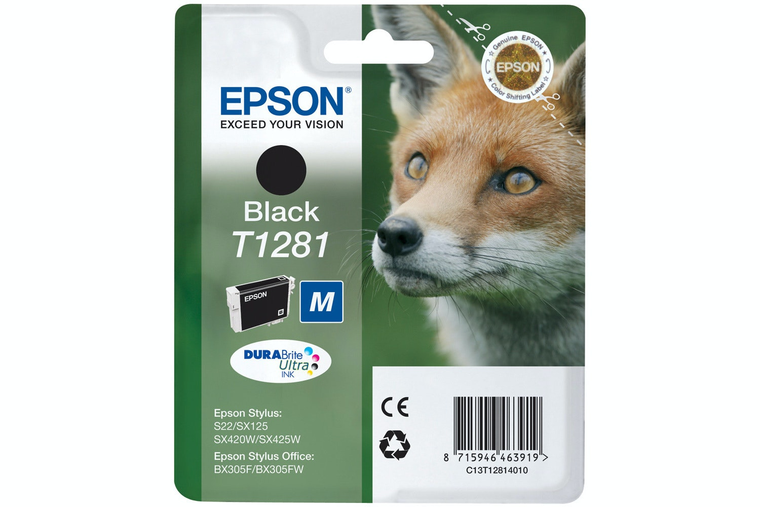 Epson Fox Ink Black