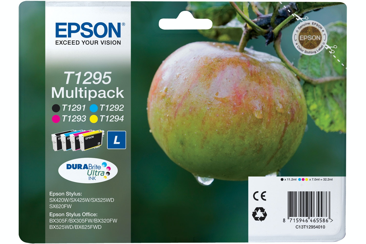 Epson Apple Ink Multipack