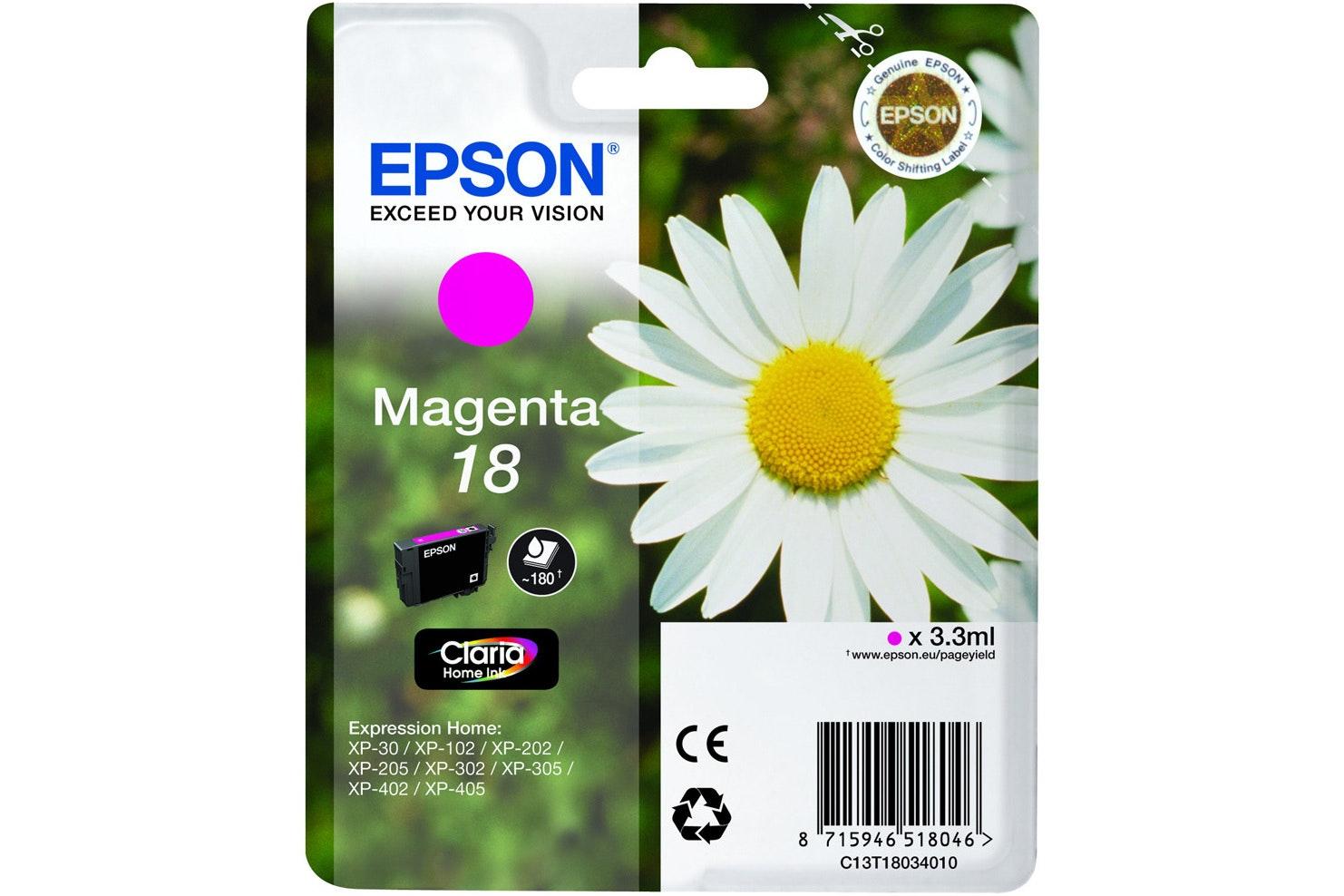 Epson Daisy Ink Magenta