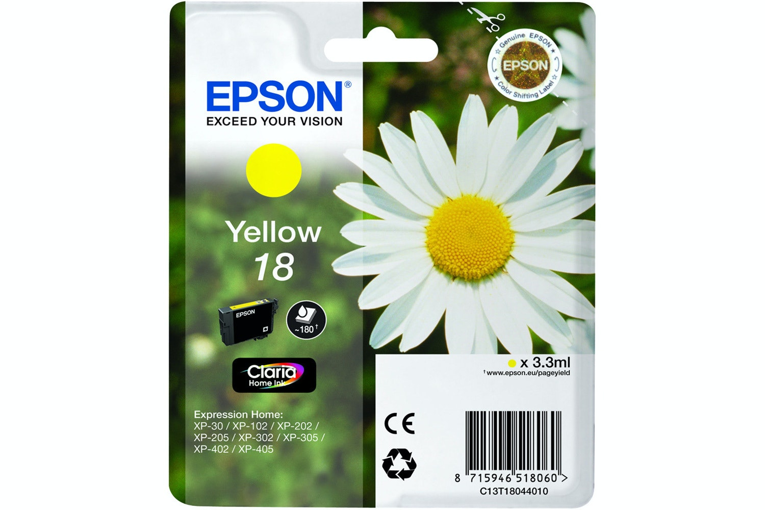 Epson Daisy Ink Yellow