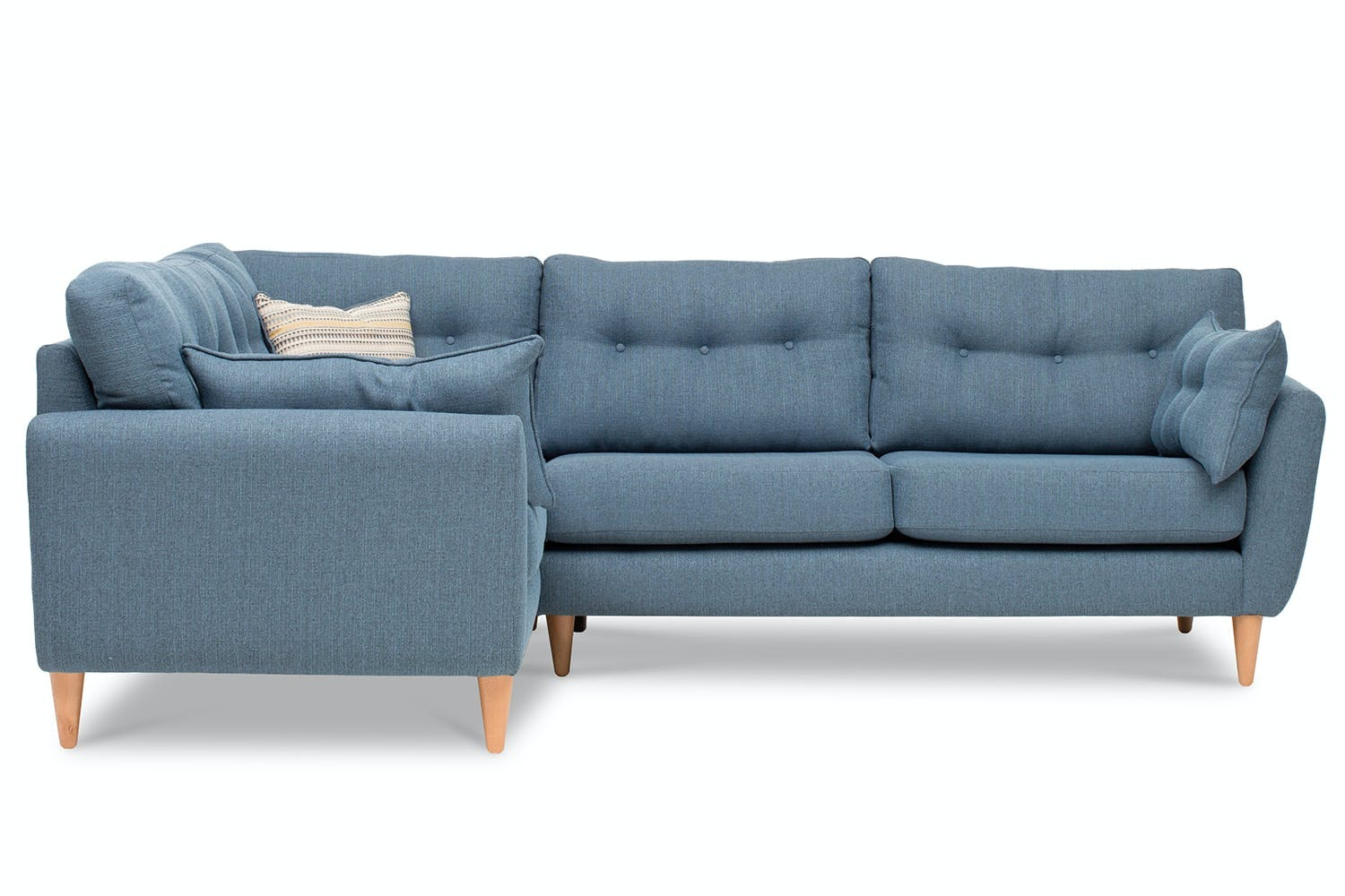Picture of: Charm Corner Sofa 2 Corner 1 Blue Ireland