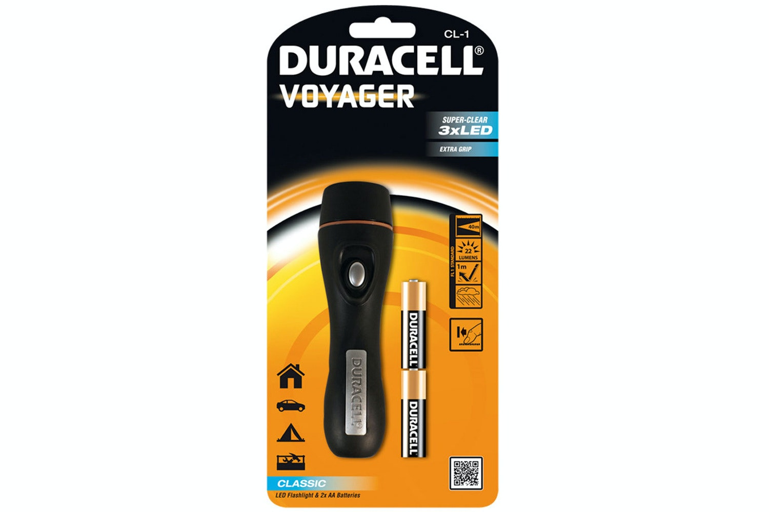 Duracell Voyager Torch