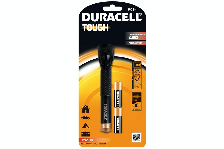 Duracell Focus Torch