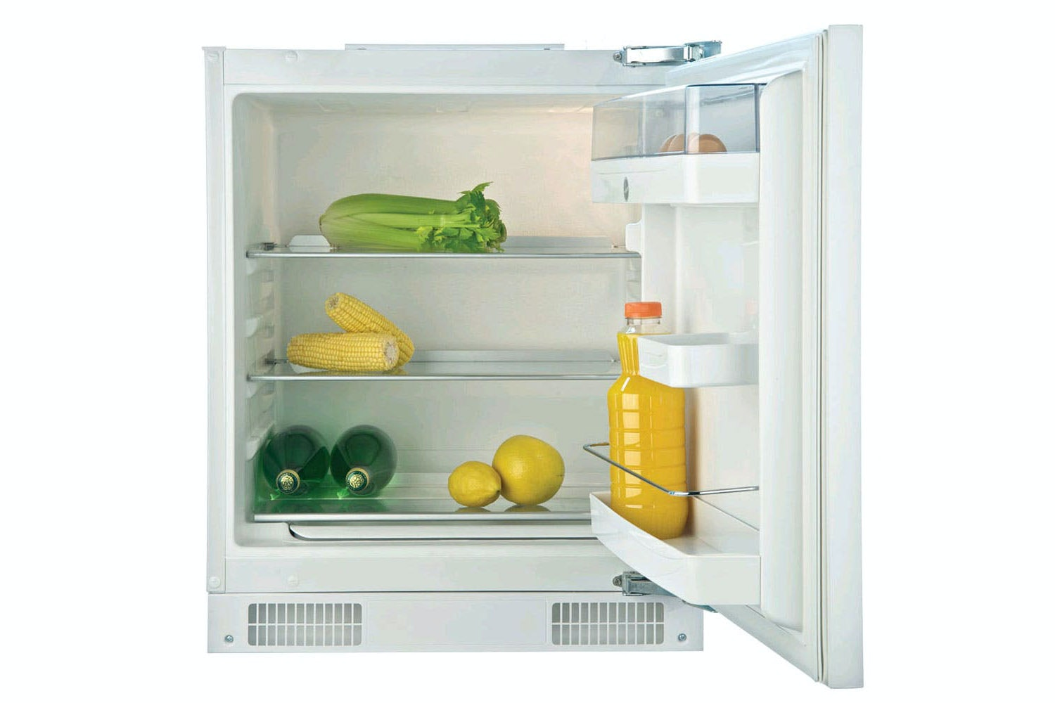 Hoover Integrated Larder Fridge | HBRUP160K