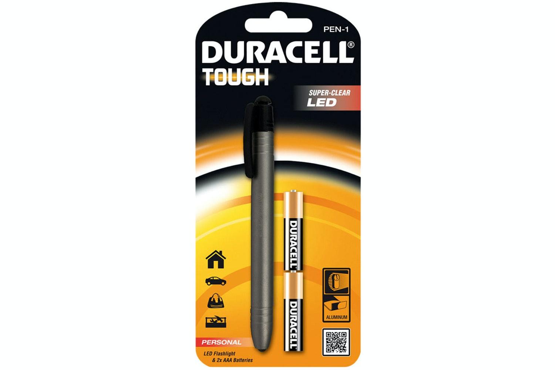 Duracell Torch Pen