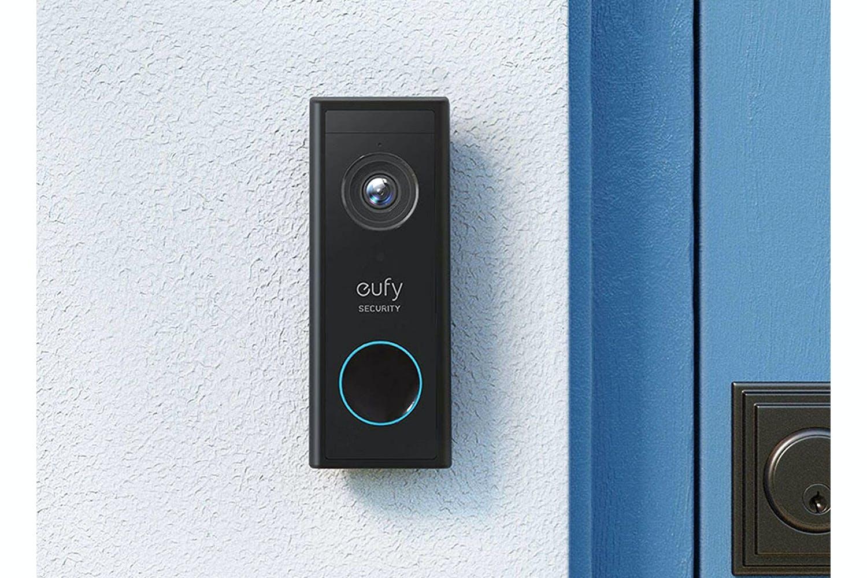 Eufy Wireless Video Doorbell Black Ireland
